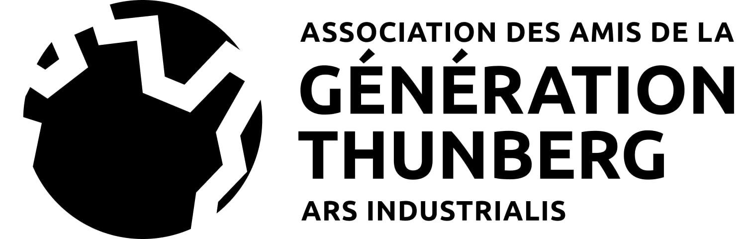 logo Association des Amis de la Génération Thunberg