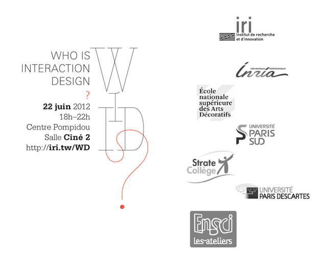 wiid - who is interaction design
