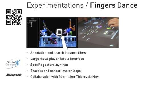 Fingers Dance EN