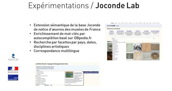 Joconde Lab