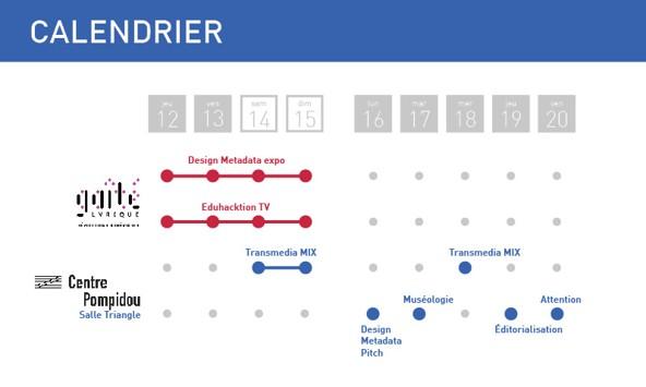 Calendrier FENS 2014