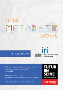 IRI a Futur en Seine 2014