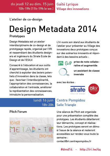 Design Metadata 2014 Iri