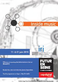 Programme IRI Futur en Seine 2015